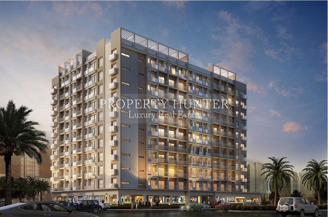1 Bedroom Apartment in Lusail