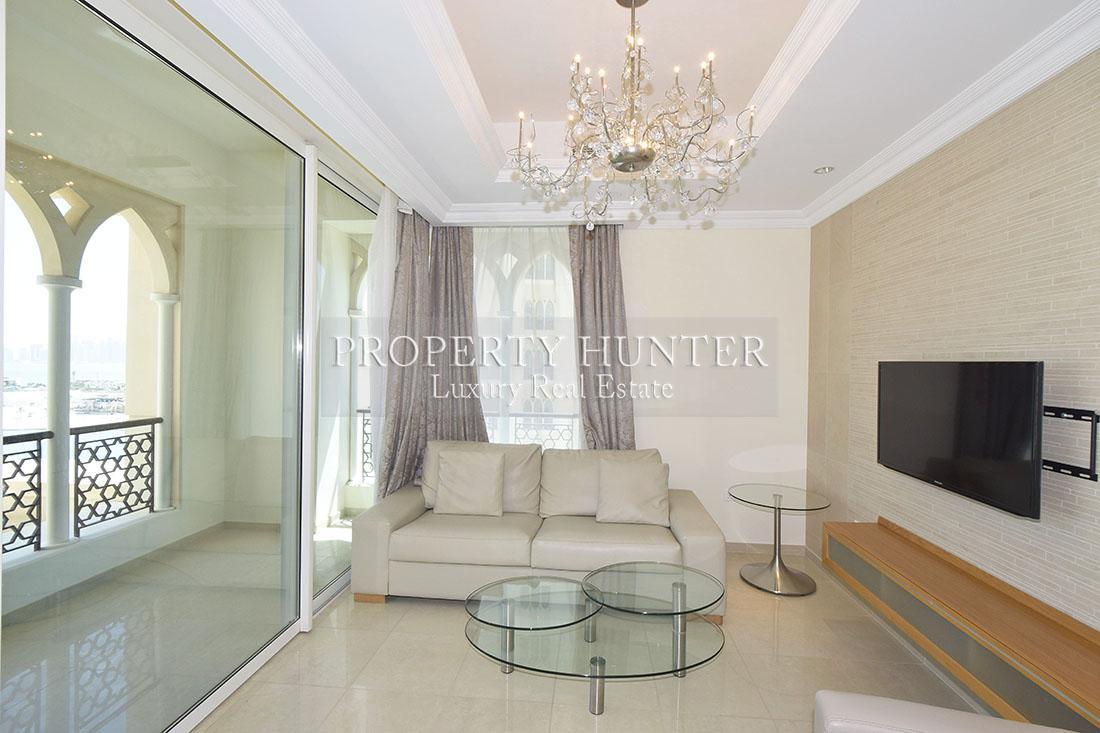 2 Bedroom Apartment in Doha - The Pearl-Qatar - Viva Bahriya
