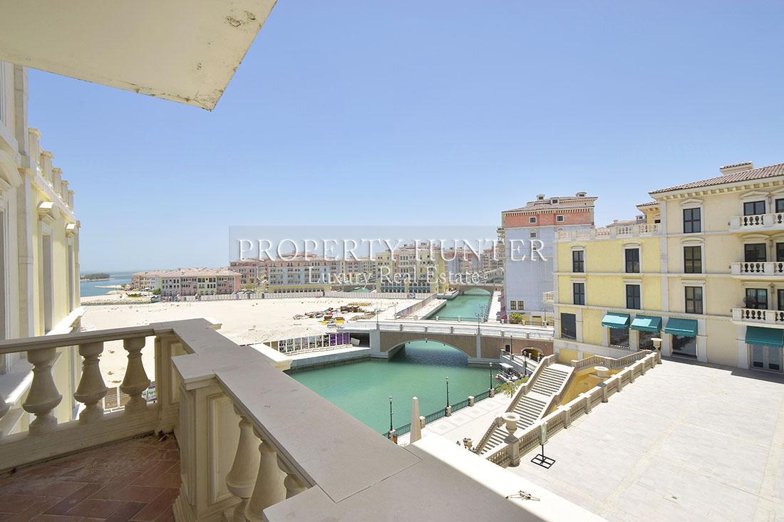 2 Bedroom Apartment in Doha - The Pearl-Qatar - Qanat Quartier