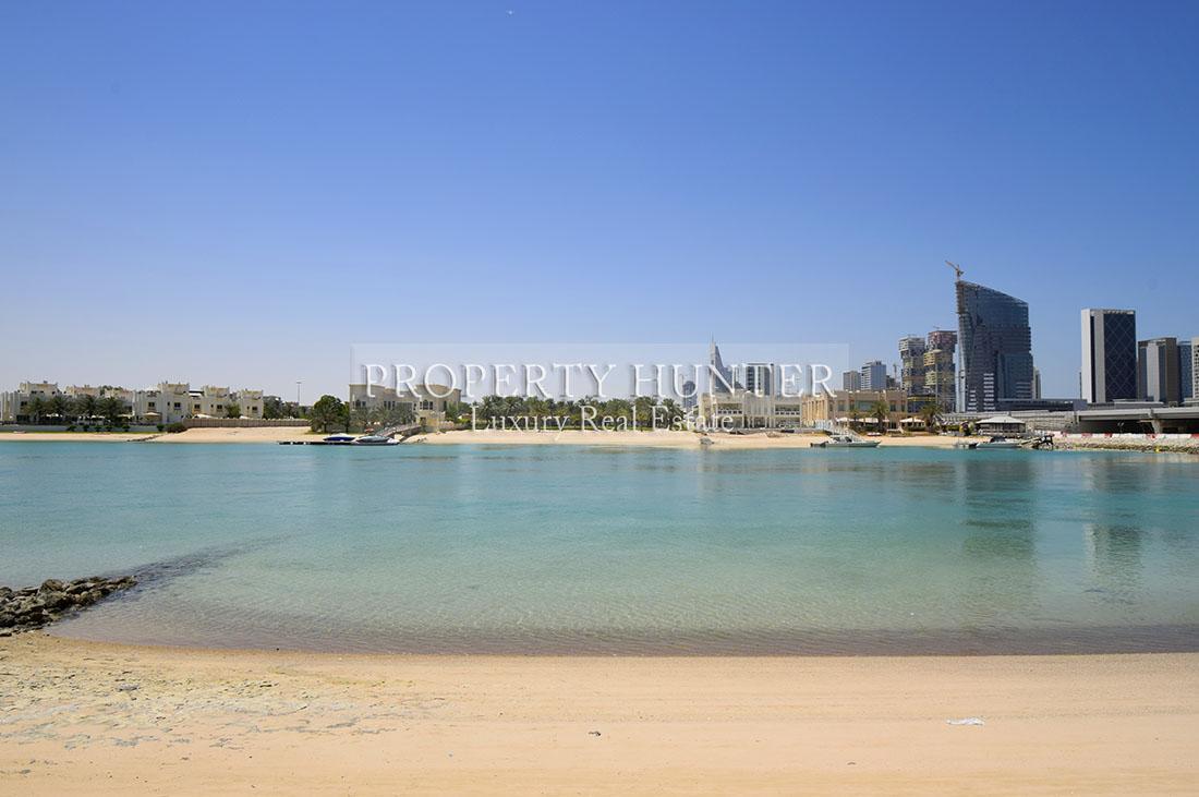 4 Bedroom Standalone Villa in Doha - West Bay Lagoon