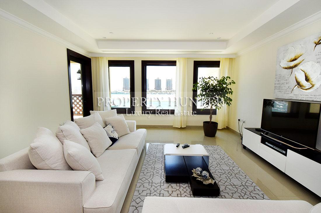 2 Cuarto Casa de pueblo en Doha - The Pearl-Qatar - Porto Arabia Drive
