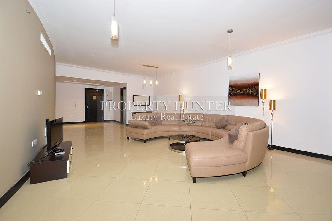 3+Maid Bedroom Duplex in Doha - Diplomatic Area - West Bay