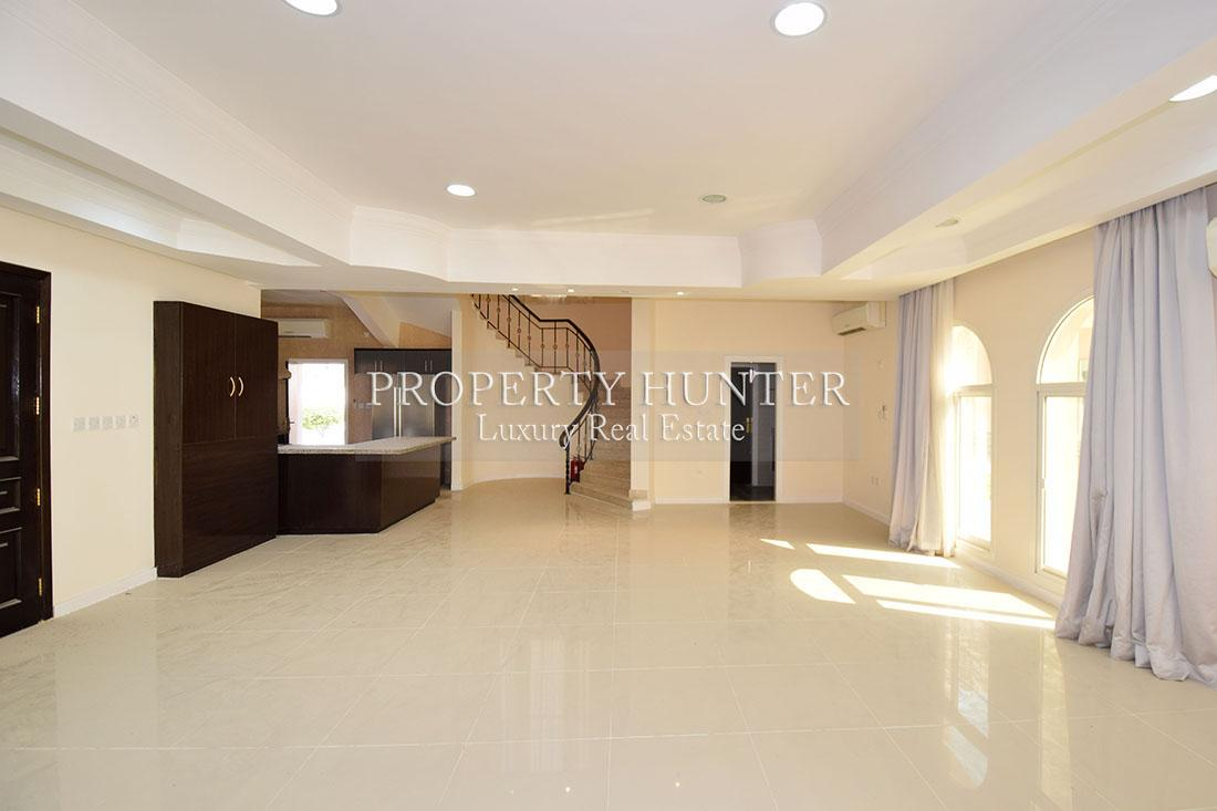 4 Bedroom Villa in compound in Doha - West Bay Lagoon