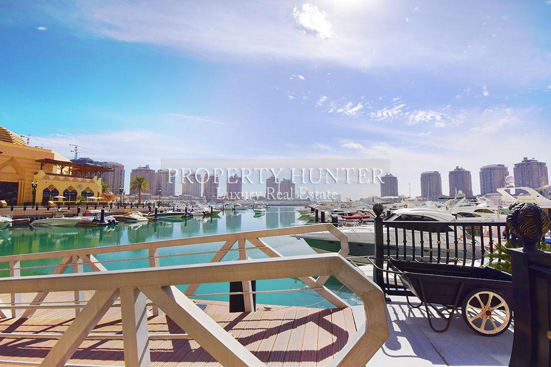 3+Maid Bedroom Town House in Doha - The Pearl-Qatar - Viva Bahriya