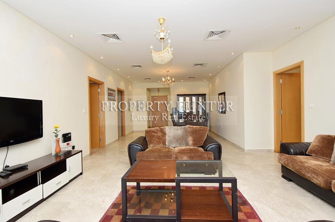 2 Bedroom Apartment in Doha - Zigzag Towers