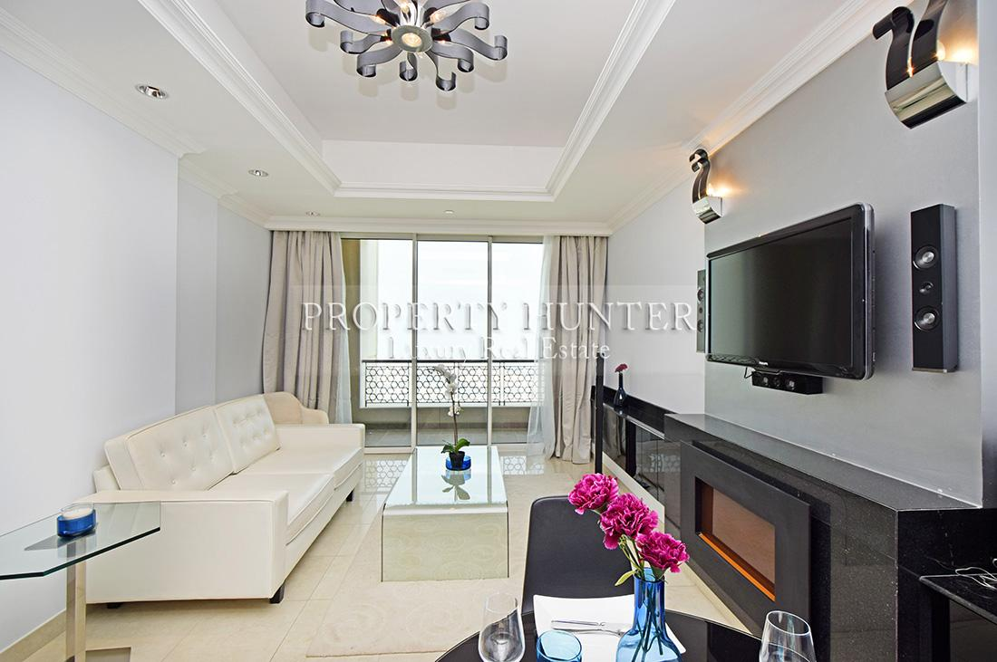2 Bedroom Penthouse in Doha - The Pearl-Qatar