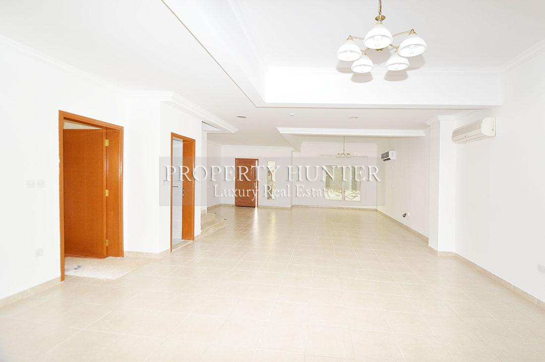 4 Bedroom Villa in compound in Al Rayyan Municipality - Al Gharafa