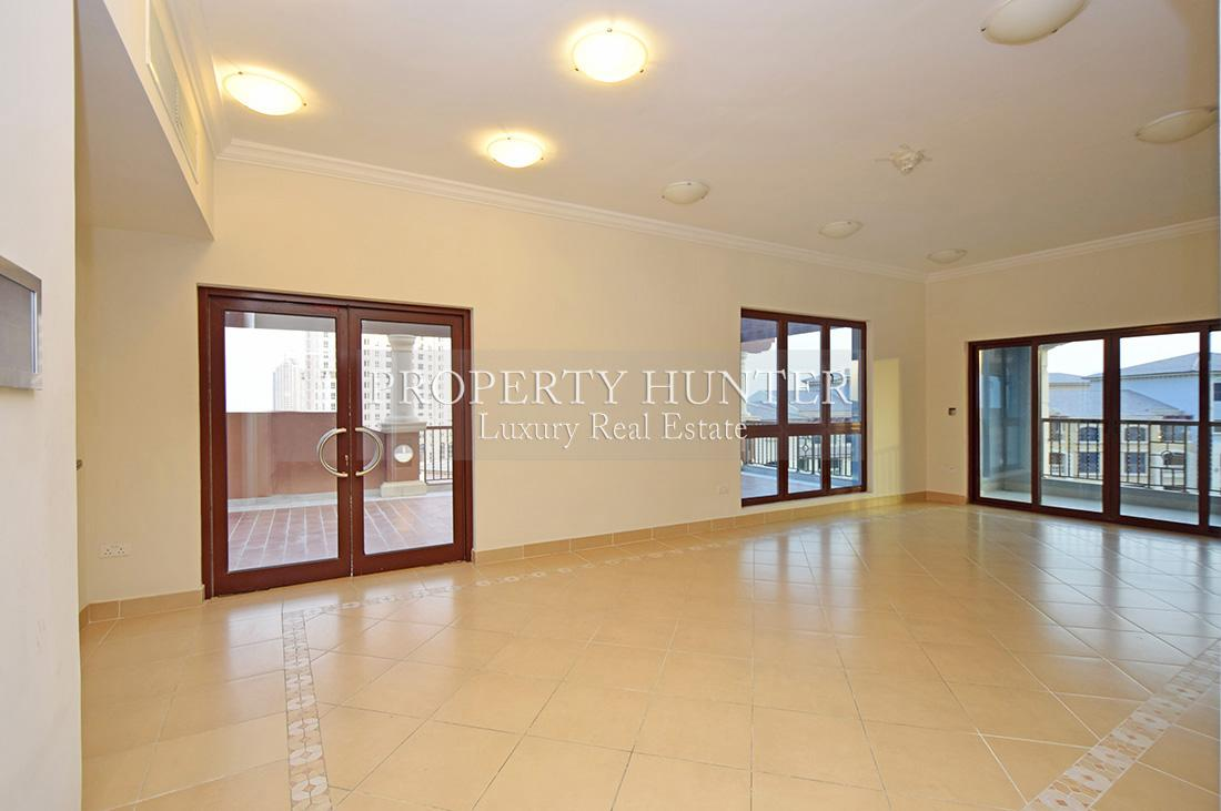 2 Bedroom Apartment in Doha - The Pearl-Qatar - Medina Centrale