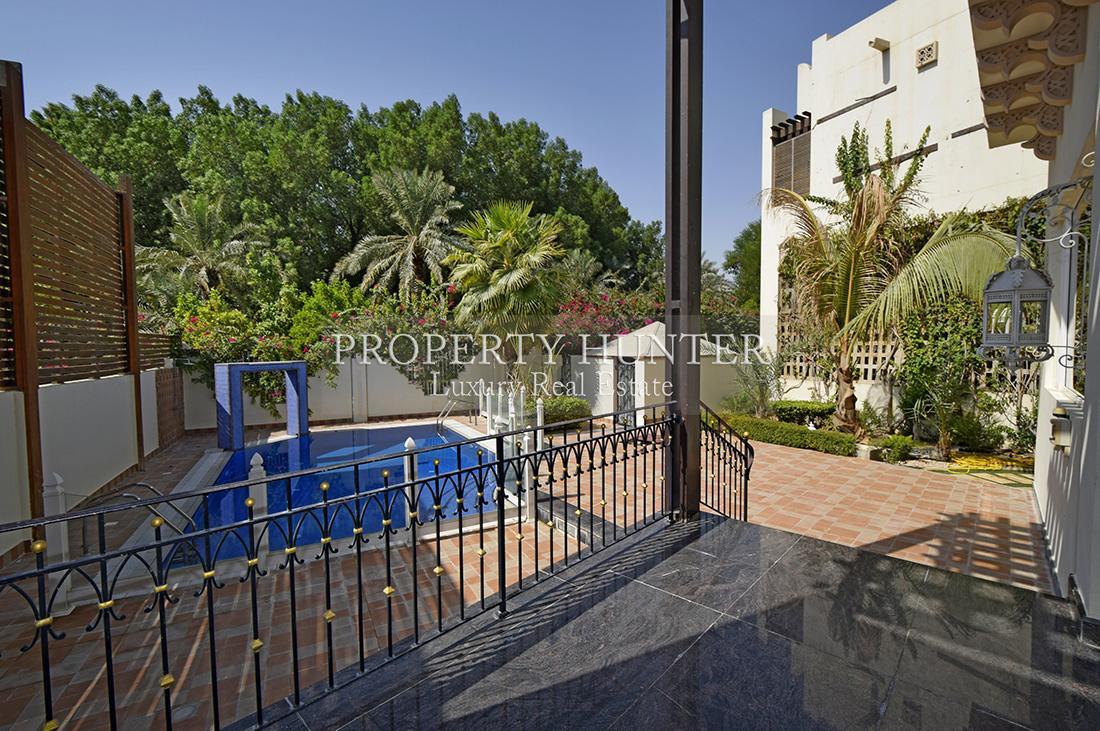6 Bedroom Standalone Villa in Doha - West Bay Lagoon