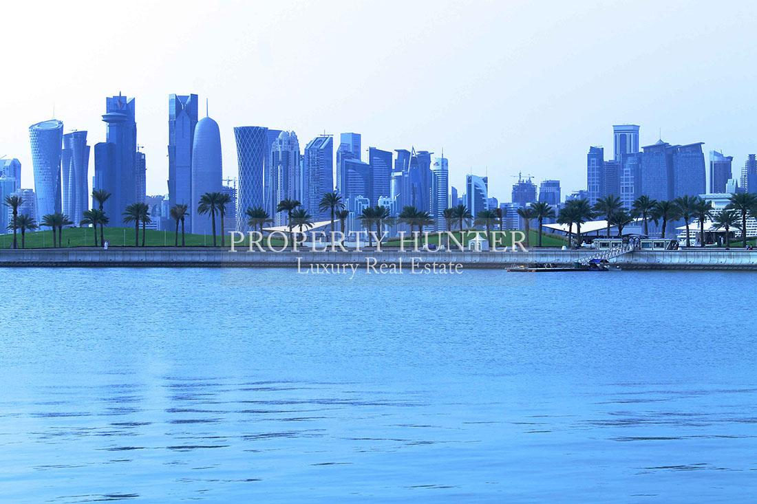 Bedroom Land in Doha - Diplomatic Area - West Bay