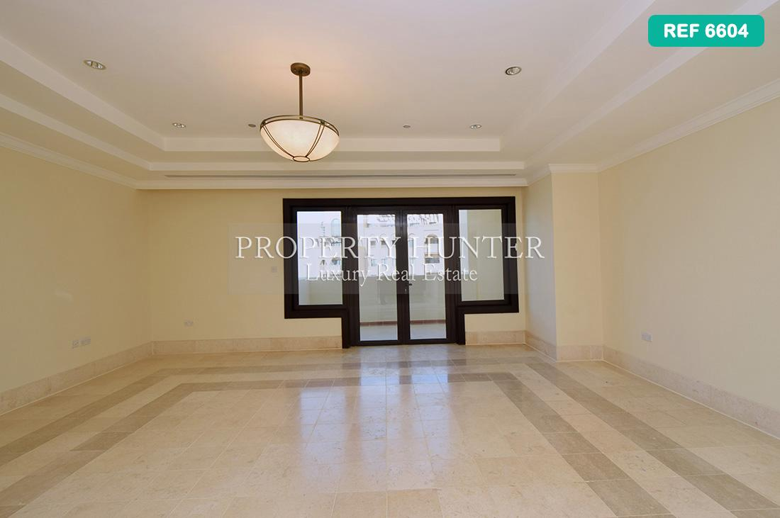 4 Bedroom Apartment in Doha - The Pearl-Qatar - Porto Arabia