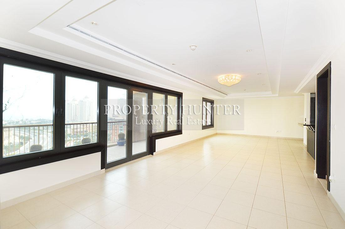 2+Maid Chambre Appartement dans Doha - The Pearl-Qatar