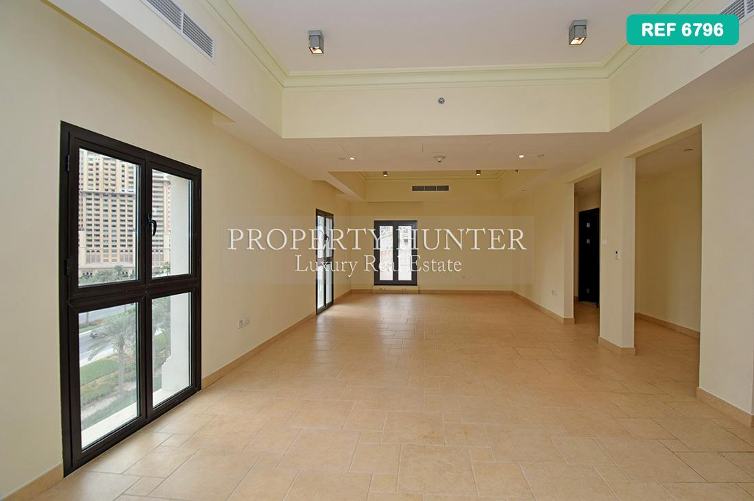 4 Bedroom Apartment in Doha - The Pearl-Qatar - Qanat Quartier