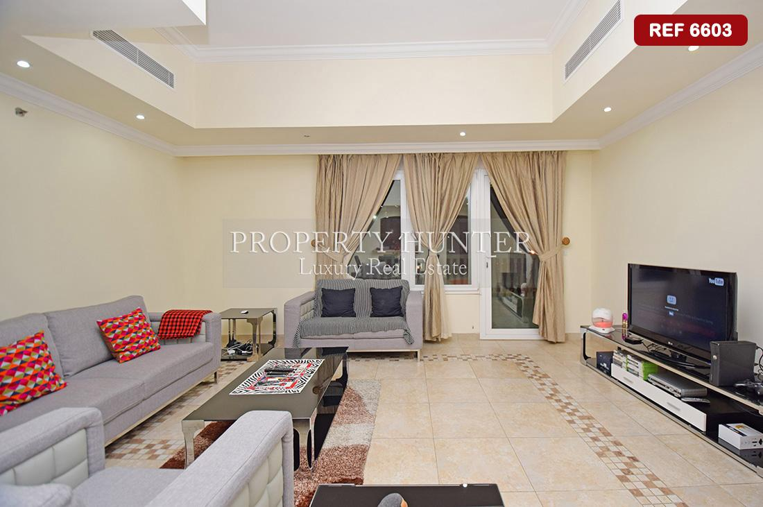 1 Bedroom Apartment in Doha - The Pearl-Qatar - Porto Arabia Drive