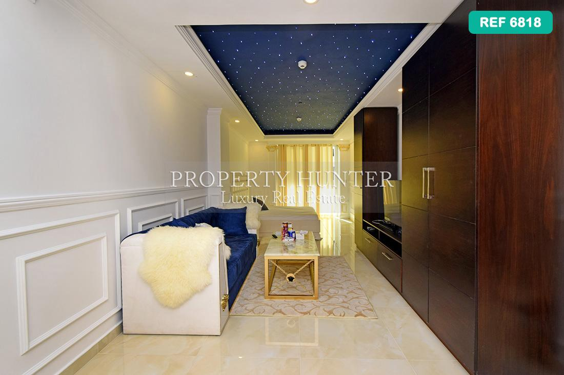 Studio Bedroom Apartment in Doha - The Pearl-Qatar