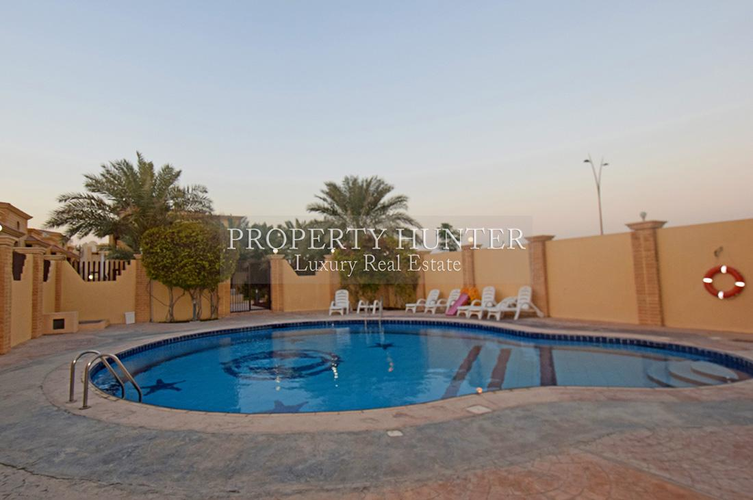 3+Maid Bedroom Villa in compound in Doha - Nuaija