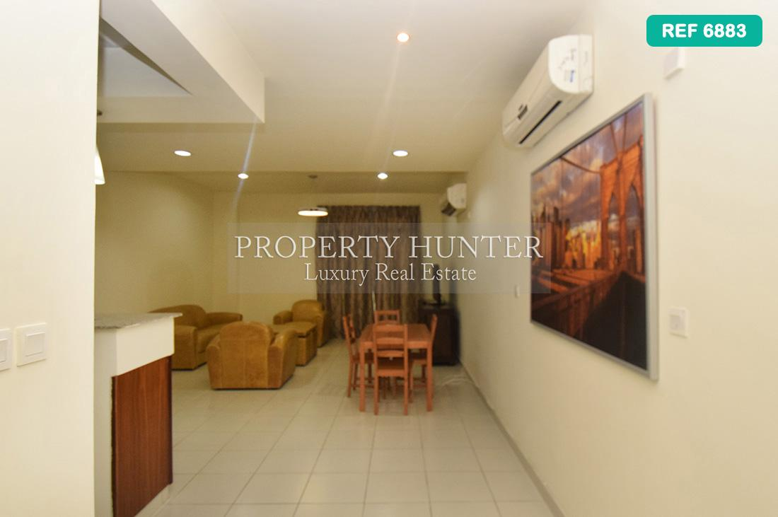1 Bedroom Apartment in Doha - Al Sadd