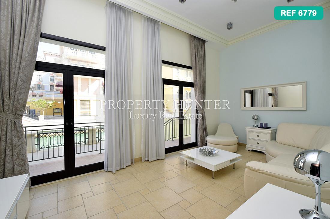 تاون هاوس 3 غرفة نوم في Doha - The Pearl-Qatar