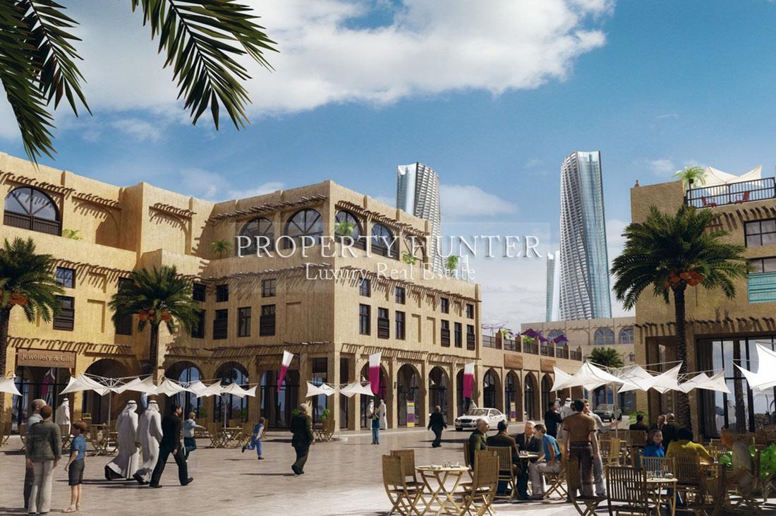 1 Bedroom Apartment in Lusail - Al Khor Coastal Rd