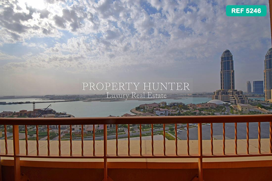 2 Bedroom Apartment in Doha - The Pearl-Qatar - Porto Arabia Drive