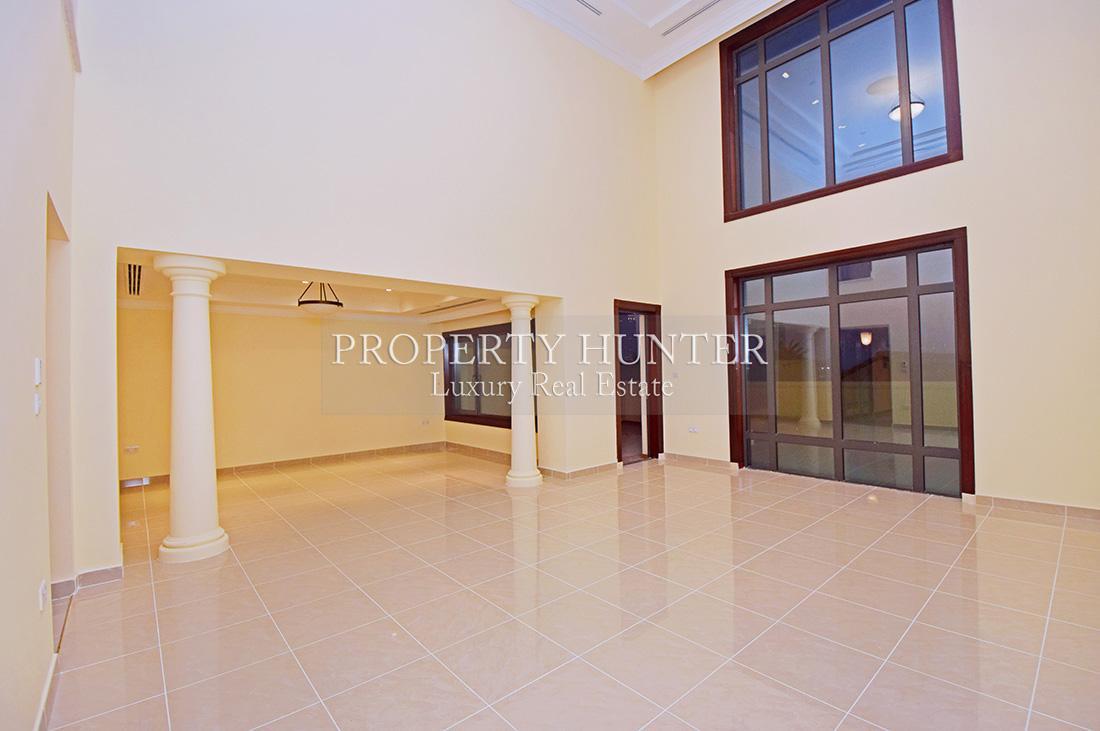3+Maid Bedroom Town House in Doha - The Pearl-Qatar - Porto Arabia