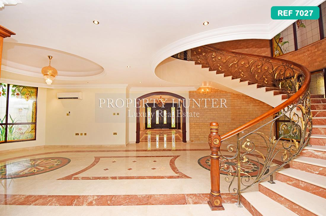 5+Maid Bedroom Standalone Villa in Doha - West Bay Lagoon