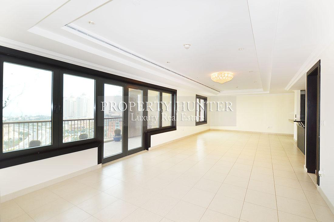 2+Maid Bedroom Apartment in Doha - The Pearl-Qatar - Porto Arabia