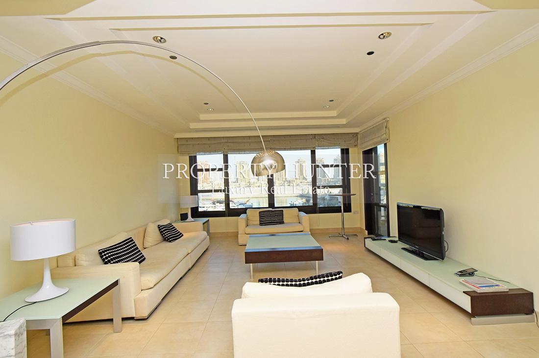 تاون هاوس 2 غرفة نوم في Doha - The Pearl-Qatar - Porto Arabia Drive