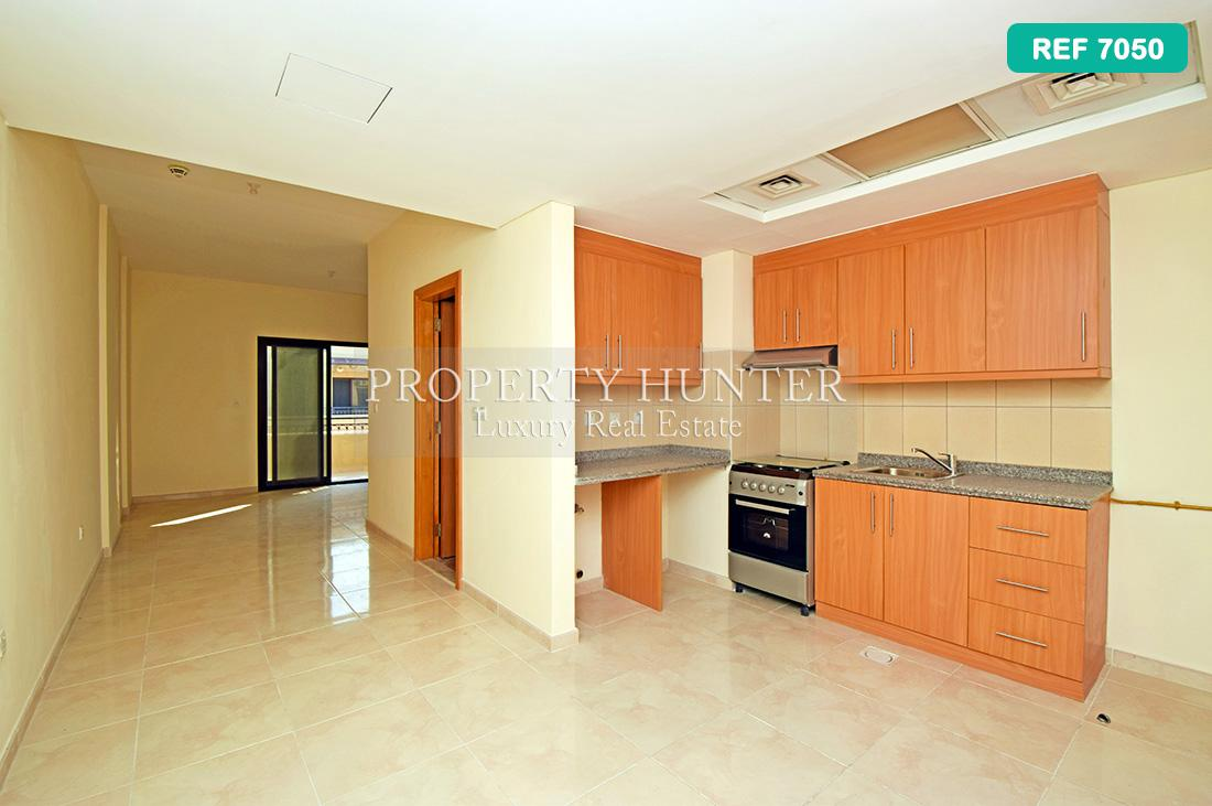 Studio Bedroom Apartment in Lusail