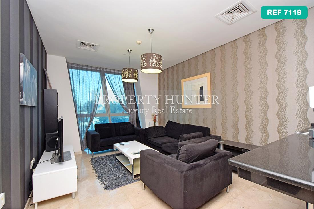 2 Bedroom Apartment in Doha - Zigzag Towers