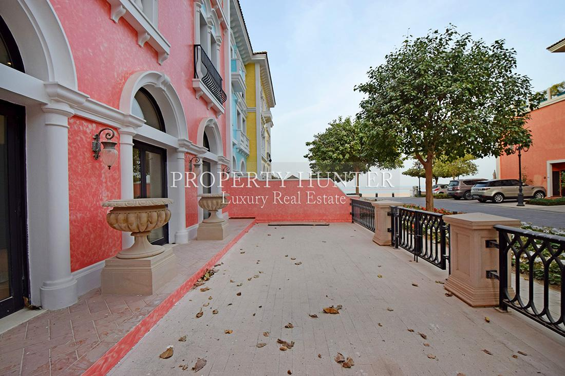 3+Maid Bedroom Town House in Doha - The Pearl-Qatar - Qanat Quartier