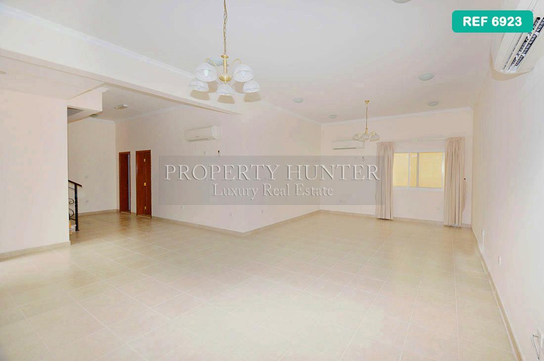 5 Bedroom Villa in compound in Al Rayyan Municipality - Al Gharafa