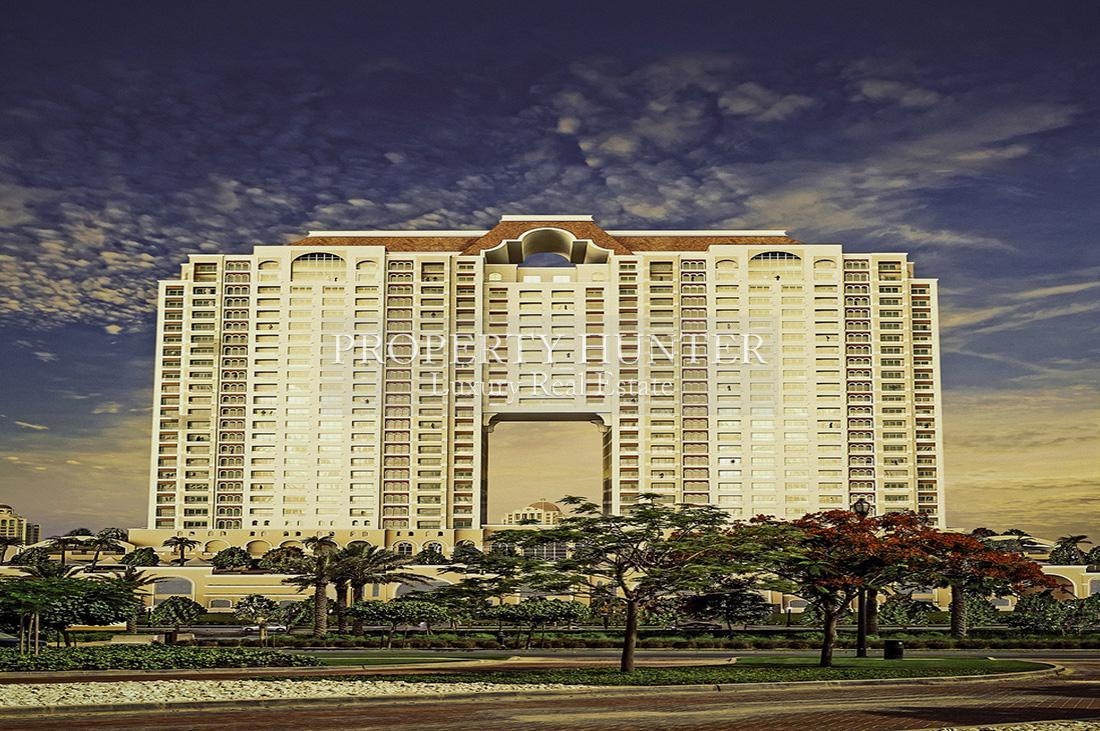 3+Maid Bedroom Apartment in Doha - The Pearl-Qatar - Viva Bahriya