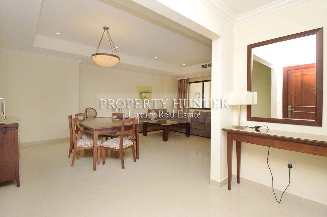 2 Bedroom Apartment in Doha - The Pearl-Qatar - Porto Arabia Drive