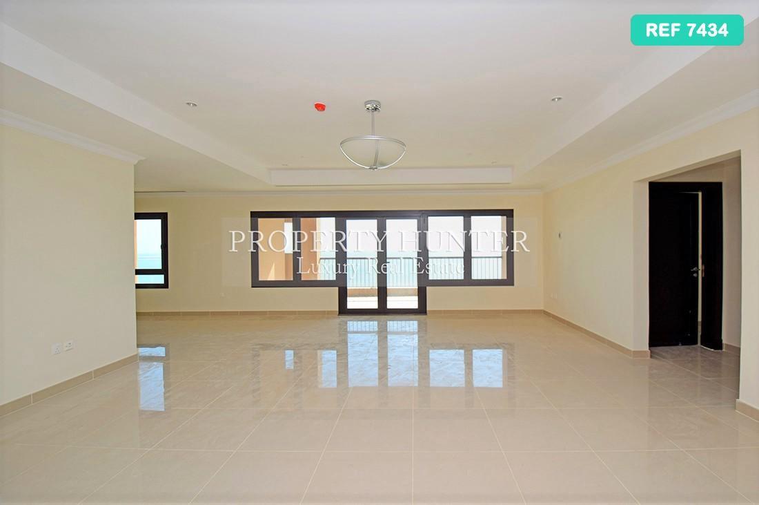 3 Bedroom Apartment in Doha - The Pearl-Qatar - Porto Arabia