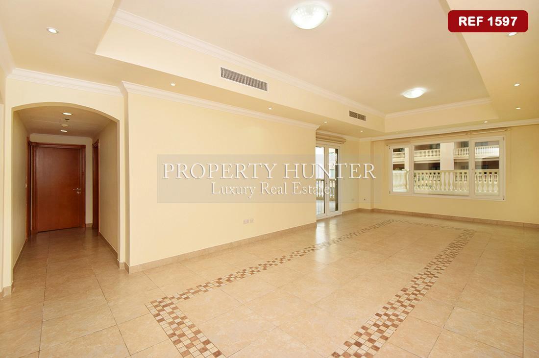 2 Chambre Appartement dans Doha - The Pearl-Qatar - Porto Arabia