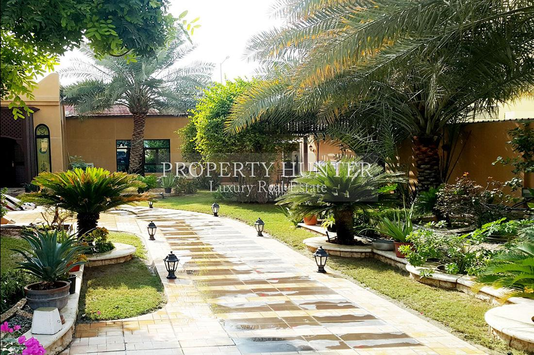 7 Bedroom Standalone Villa in Ar-Rayyan