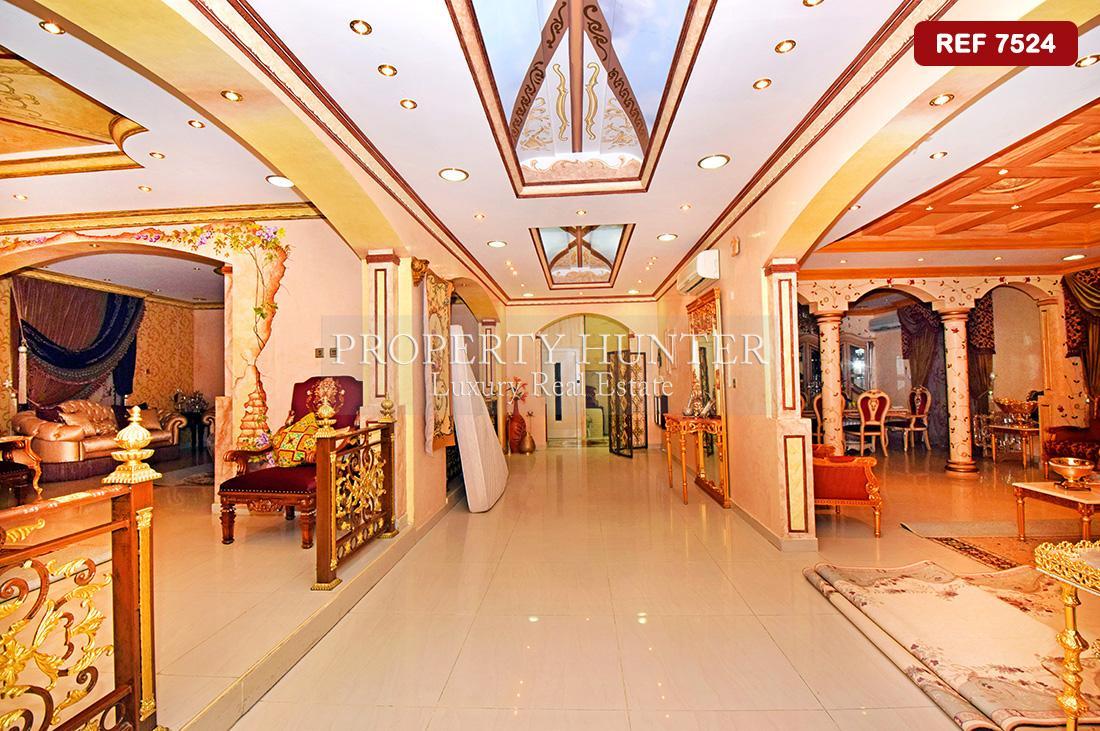 5+Maid Bedroom Standalone Villa in Doha - Abu Hamour