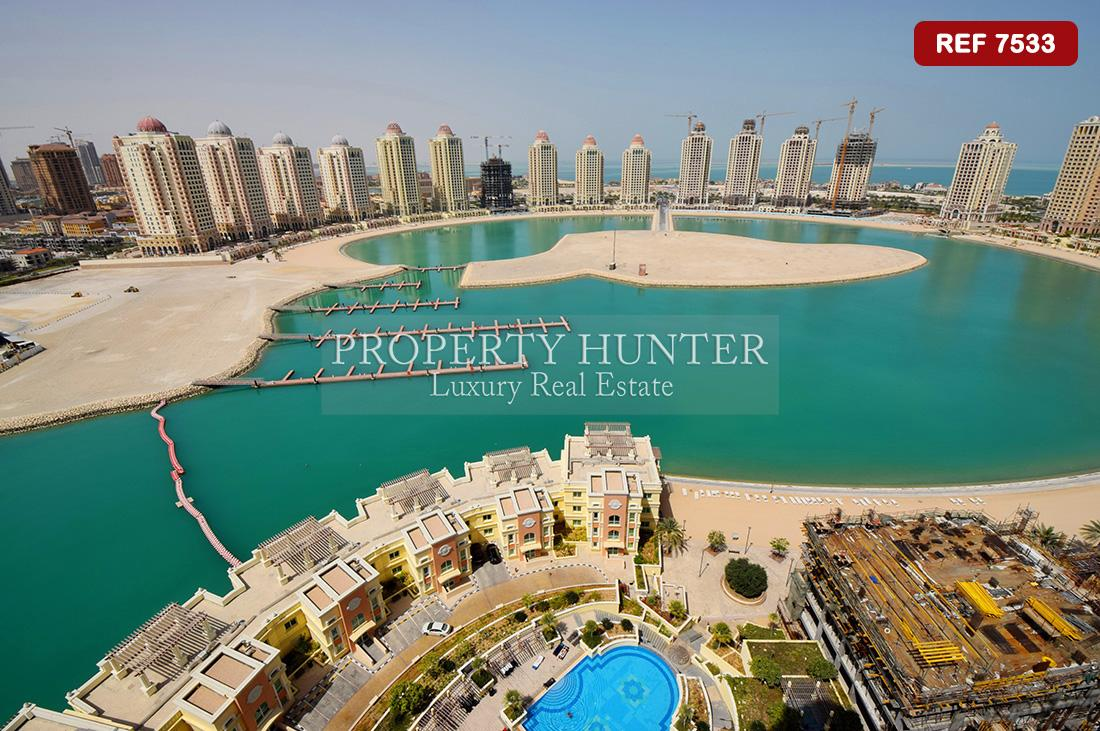3 Bedroom Apartment in Doha - The Pearl-Qatar - Viva Bahriya