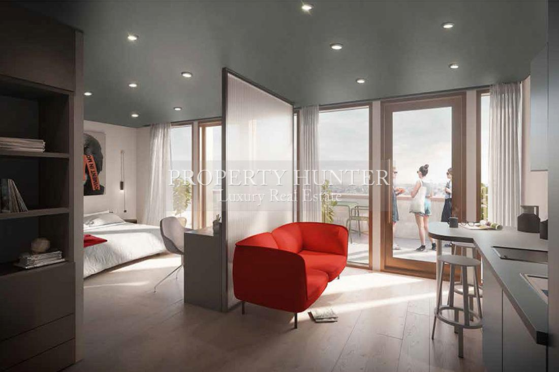 Studio Bedroom Apartment in Nottingham