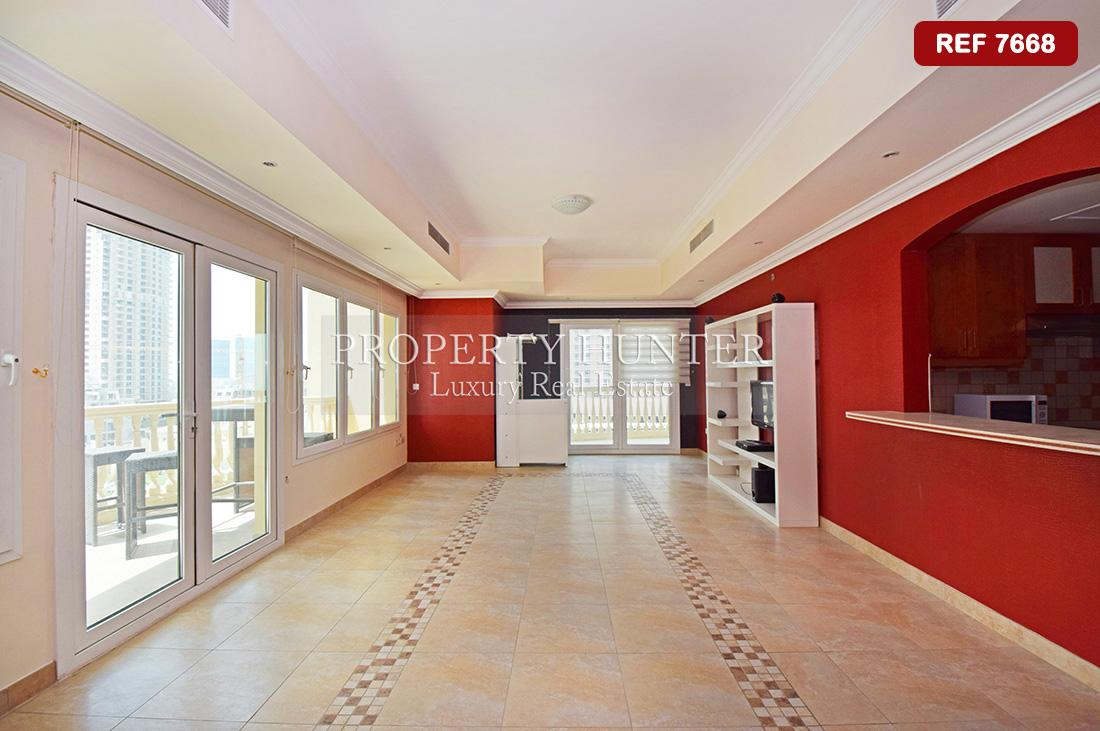 Superb 1 Bedroom Apartment In Doha   The Pearl Qatar. FOR RENT