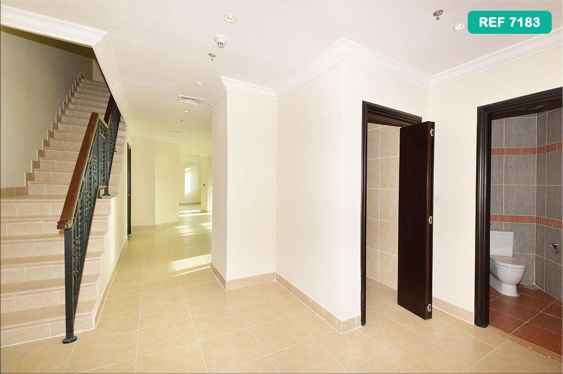 3 Bedroom Duplex in Doha - The Pearl-Qatar - Medina Centrale