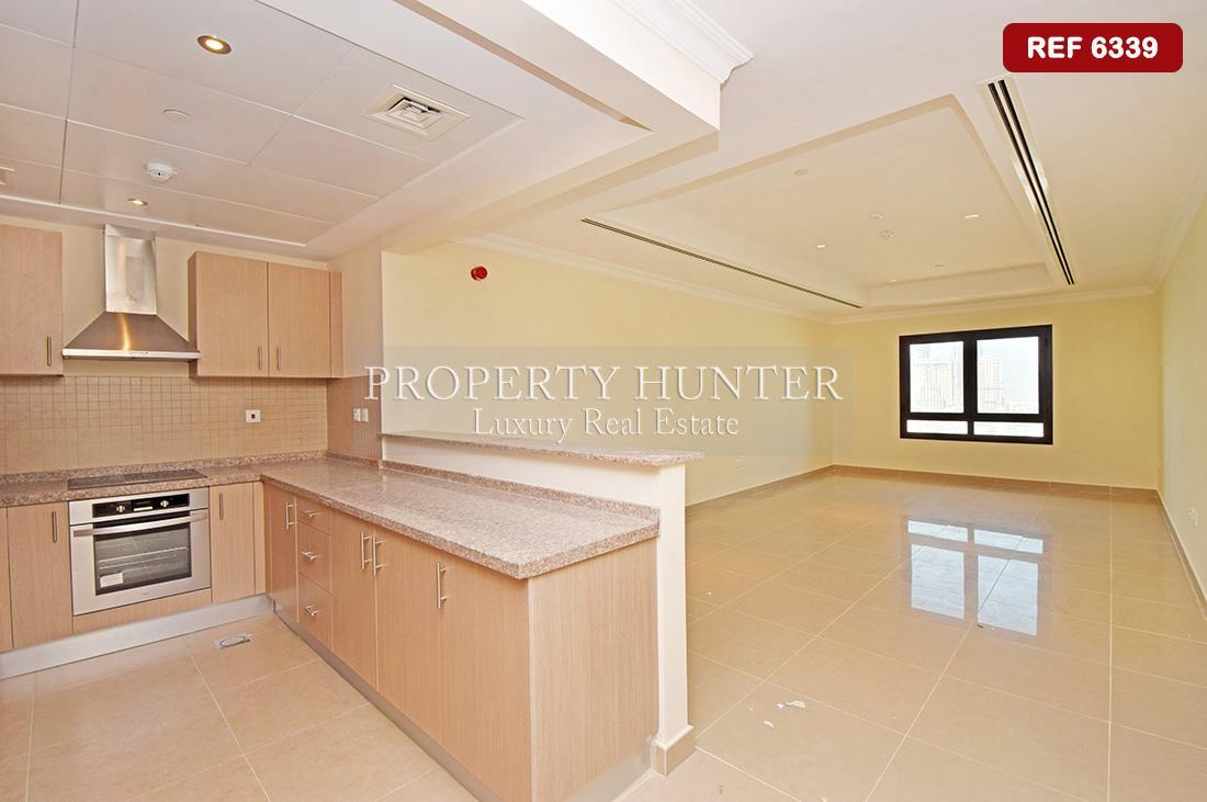 Studio Bedroom Apartment in Doha - The Pearl-Qatar