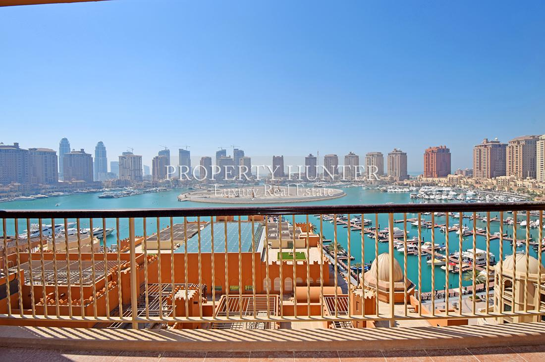 3 Bedroom Apartment in Doha - The Pearl-Qatar