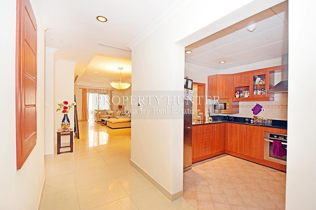 2 Cuarto Apartamento en Doha - The Pearl-Qatar