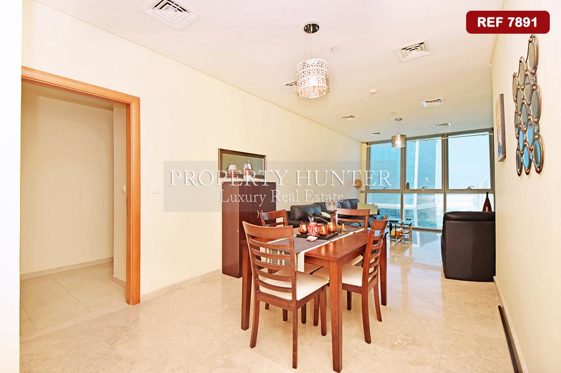 1 Chambre Appartement dans Doha - Zigzag Towers