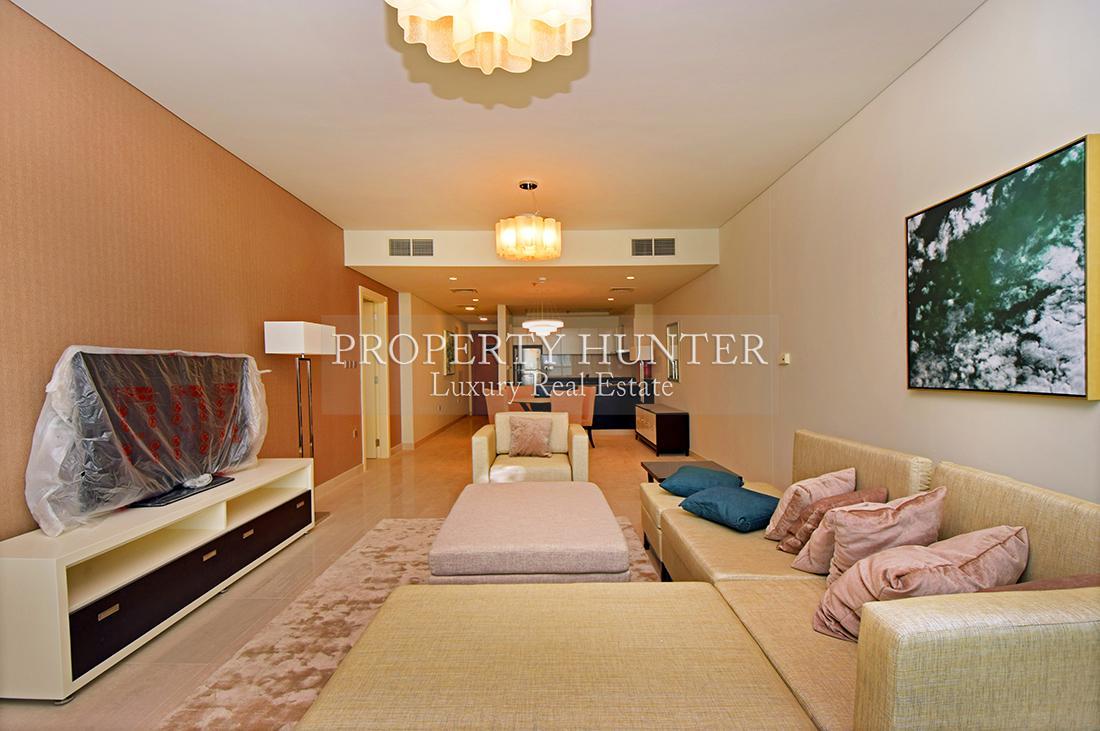 1 Chambre Appartement dans Lusail