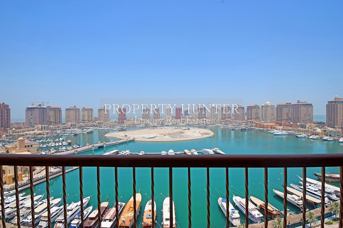 شقة 2 غرفة نوم في Doha - The Pearl-Qatar