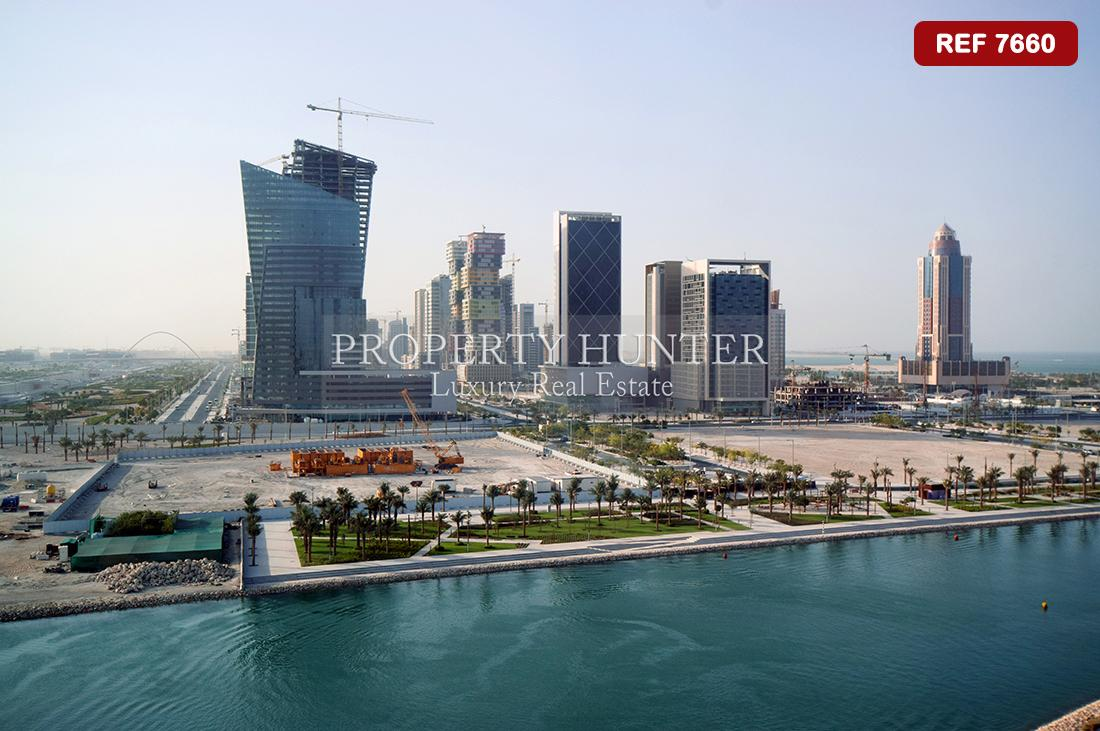 2 Chambre Appartement dans Doha - Zigzag Towers