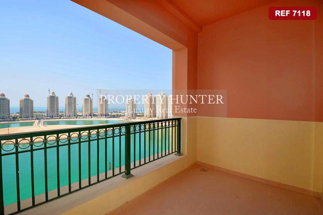 1 Chambre Appartement dans Doha - The Pearl-Qatar - Viva Bahriya